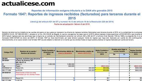 decreto 1070 de 2013 modelos y formatos actualicesecom dian certificado de ingresos y retenciones 2015 excel