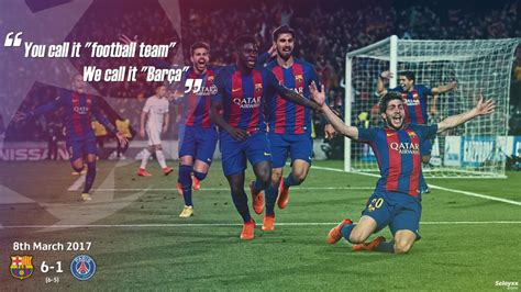 Barcelona Psg 6 1 | barcelona psg 6 1 chions league by seloyxx on