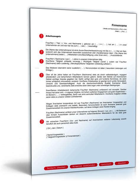 Leistungsbeurteilung Praktikum Vorlage arbeitszeugnis note zwei muster zum