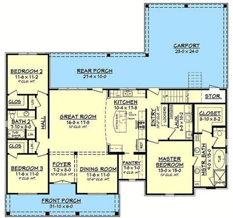 Best Empty Nester House Plans by Best Empty Nester House Plans House Plans