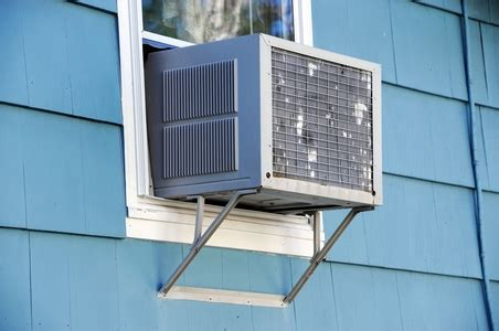 keeping  window air conditioner  freezing