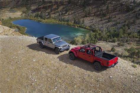 2020 Jeep Gladiator Engine by 2020 Jeep Gladiator Won T Offer 2 0l Four Cylinder Engine