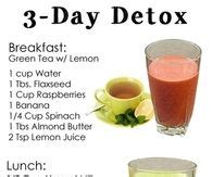 3 Day Green Smoothie Detox Results by Smoothies Healthy Pictures Photos Images And Pics For