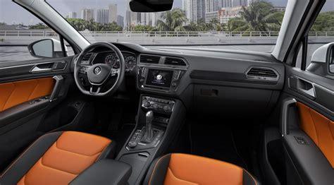 volkswagen tiguan interior 2016 volkswagen tiguan unveiled 176kw tdi flagship