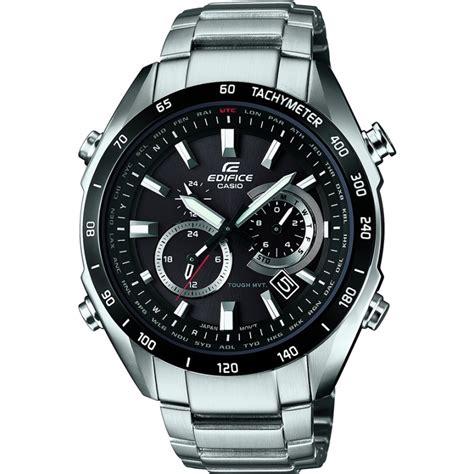 Casio Edifice Eqw A1200 Silver Black New Style Casio Eqw T620db 1aer Mens Watches2u