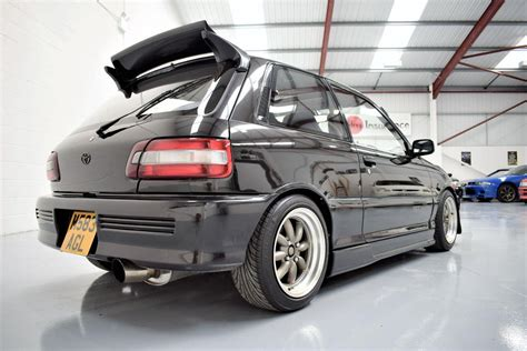 toyota starlet gt turbo used 1994 toyota starlet gt turbo kitted ep82 classic