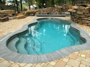 outdoor small inground swimming pools endless pool cost inground pools fiberglass pool also