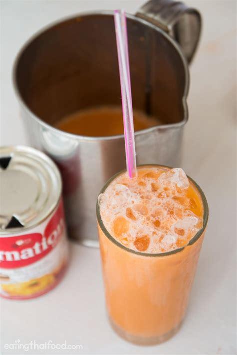 resep cara membuat thai tea fakta mengejutkan thai tea yang lagi happening bonus