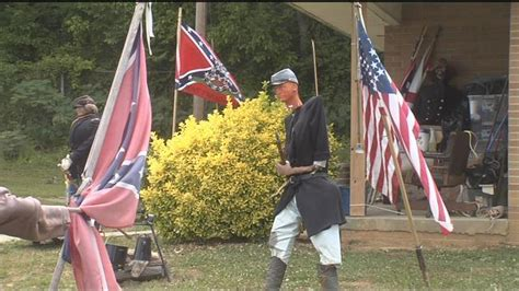 the civil war started in my front yard southern partisan news from around the south 6 6
