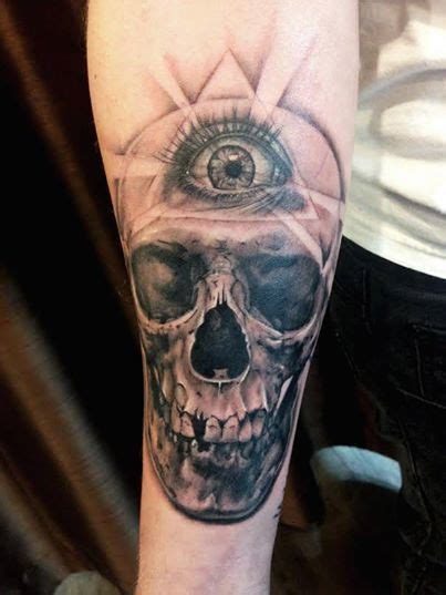 eye tattoo with skull 786 best images about skin and ink on pinterest back