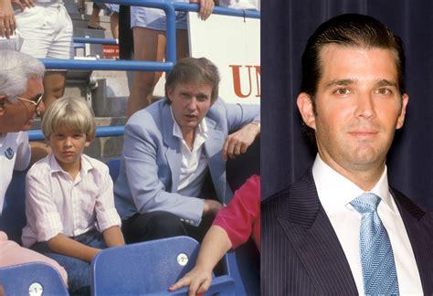 donald trump family photos donald trump children ivanka eric and donald trump jr