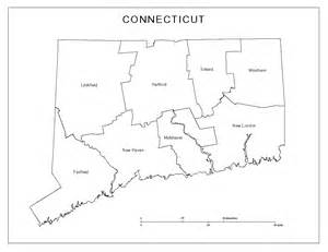 ct in us map connecticut labeled map