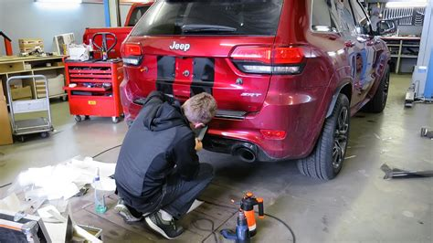 Jeep Srt8 Parts Jeep Grand Srt8 In Der Power Parts Edition