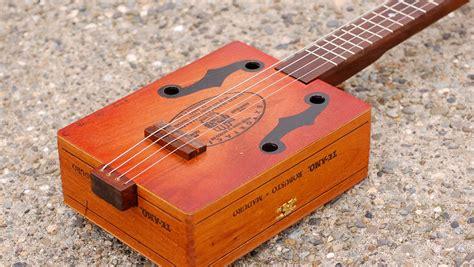 How To Make A Handmade Guitar - parade magazine how to make a guitar out of a cigar box