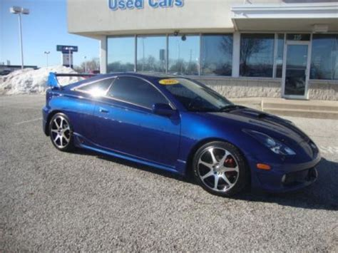 2005 Toyota Celica For Sale Sell Used 2005 Toyota Celica Gt In Chesterton Indiana