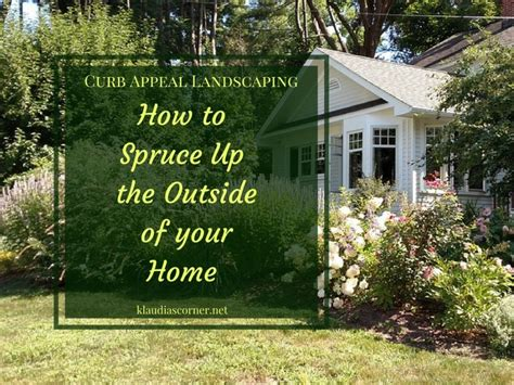 how to give your home curb appeal curb appeal landscaping ideas sprucing up the outside of