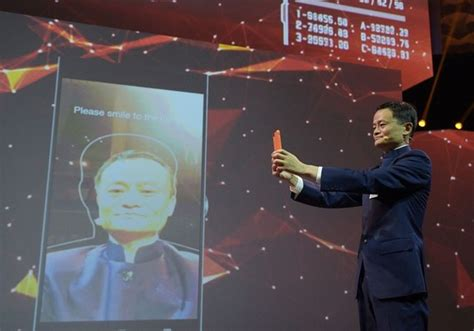 alibaba face recognition alibaba wants you to make mobile payments with a smile
