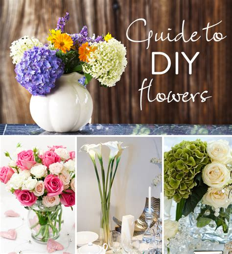 diy floral arrangements the guide to diy flowers the how much when to buy