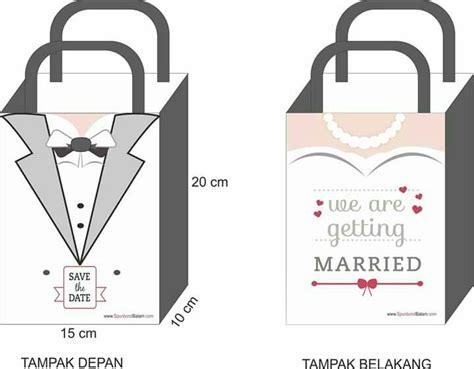 Tas Souvenir Goodie Bag Ultah Kantong Banner Unik 2 sudah siap mengadakan pesta pernikahannya ada souvenir unik donk untuk tamu undangannya tapi
