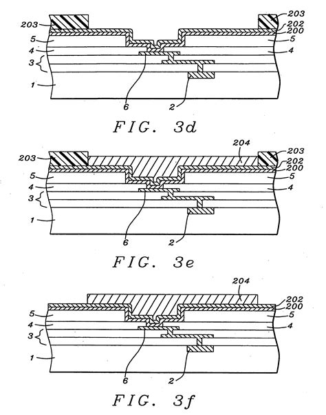 integrated circuit layers patent us20080121943 top layers of metal for integrated circuits patents