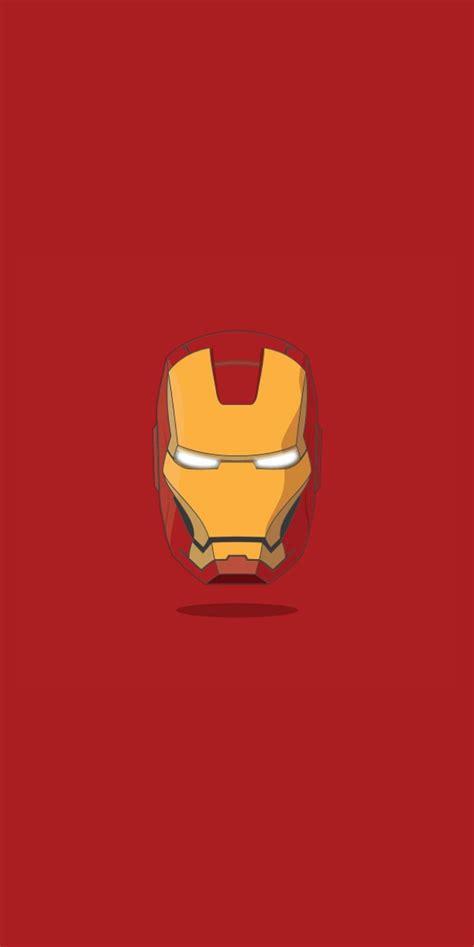 iron man face armour iphone wallpaper iron man