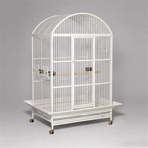grande dometop bird cage petsolutions