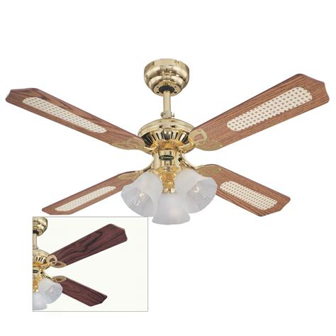ceiling fan with fans as blades princess trio ceiling fan 105cm 42 quot westinghouse 78199