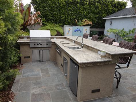 outdoor kitchens stone bbq design davel construction barbecue construction dootdadoo com id 233 es de