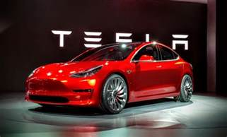 Tesla New Electric Car Model 3 Tesla Model 3 Reveal New Gigafactories And More From Q4
