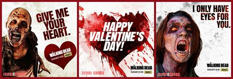 walking dead valentines cards www imgkid the image