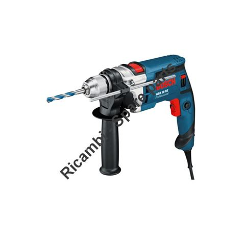 Bosch Gsb 16 Re Impact Drill bosch spare parts for impact drill gsb 16 re