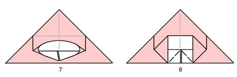 Origami Paper Clip - corner clip