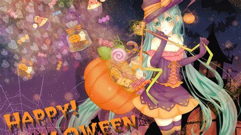 imagenes halloween chica anime 唯美好看的动漫美女图片宽屏电脑桌面壁纸 卡通动漫 壁纸下载 美桌网