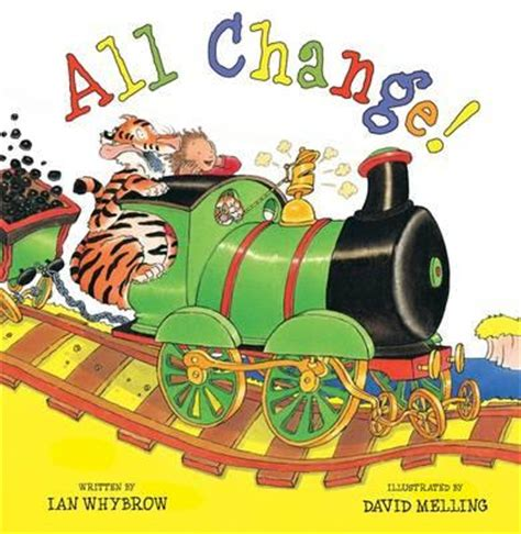 chang books all change ian whybrow david melling 9780340981221