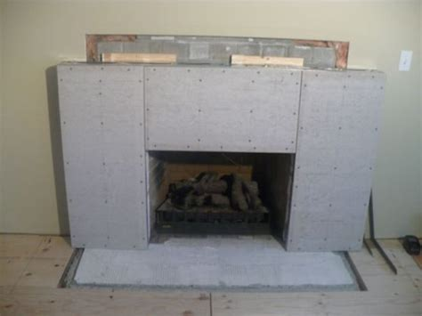 hearth expansion fireplace refacing ceramic tile advice