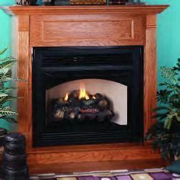 vanguard vent free classic fireplace