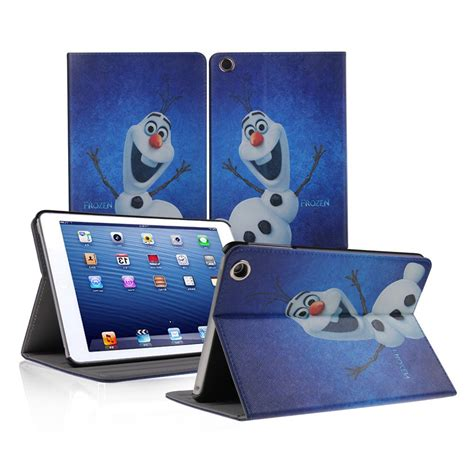 Softcase Disney Mini 1 2 disney frozen character folio pu leather cover stand for mini 1 2 3 ebay