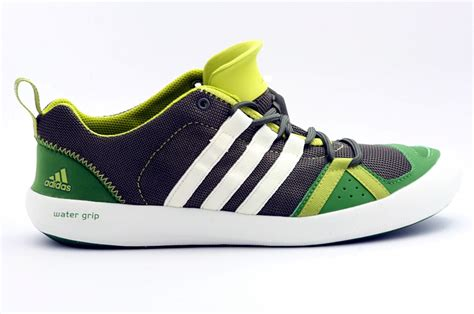 adidas boat cc lace c adidas mens outdoor boat cc lace water shoes lime