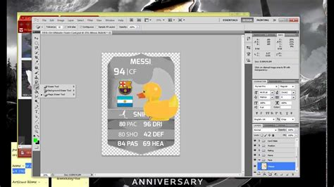 make your own fifa card how to customize your own fifa 14 ut card