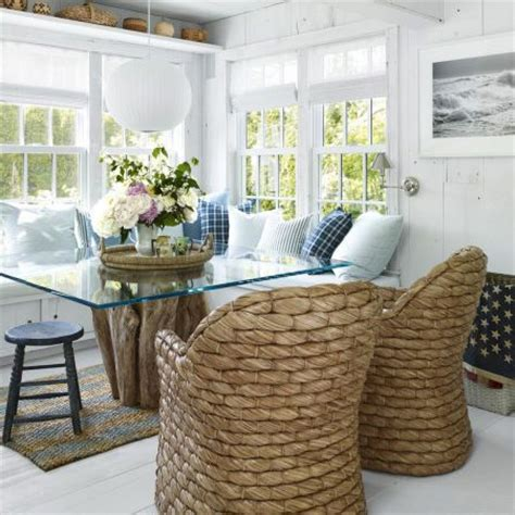 home dzine home decor use felled tree stumps for dining tables