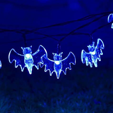 solar powered halloween lights halloween decoration string lights souldio solar led