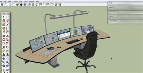 computer desk design software room design software tools abb 24 7