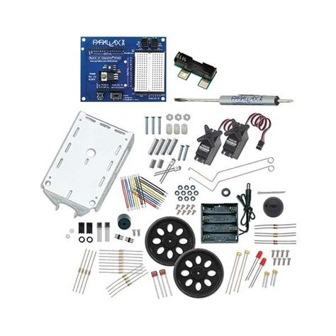 Maker Shed Kits by New In The Maker Shed Arduino Robot Shield Kit