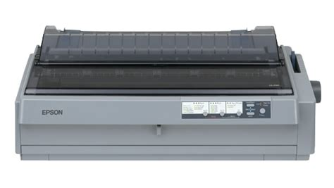 Printer Epson Dot Matrix Terbaru epson lq 2190 dot matrix printer dot matrix printers