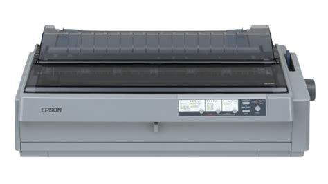 Printer Epson Dot Matrix Terbaru epson lq 2190 dot matrix printer dot matrix printers epson indonesia