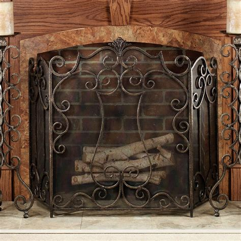 Fireplace Sceens by Belleville Fireplace Screen