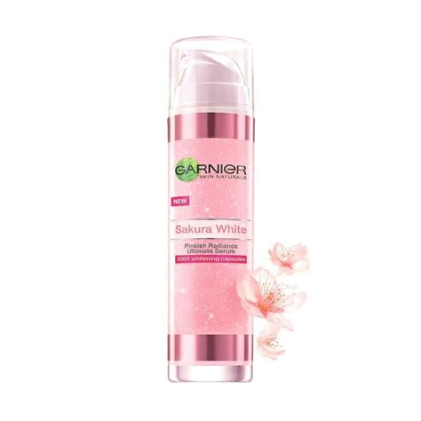 Garnier Serum White jual garnier white ultimate serum 50 ml
