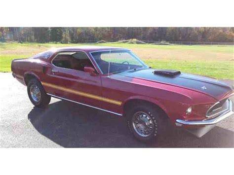 ben satcher ford 1969 ford mustang for sale on classiccars