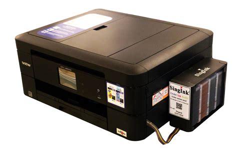 Printer Ink Tank printer mfc j680dw ink tank system singink