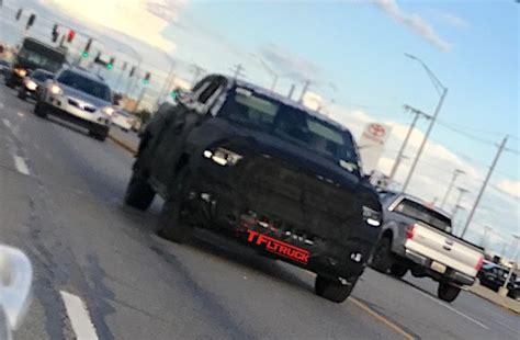 2019 Dodge Ram Prototype by 2019 Ram 1500 Prototype Check Out The Lights Spied